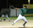 With the discipline in peril, the A's left hander Jayque Hopkins is the future of BVI Softball pitching