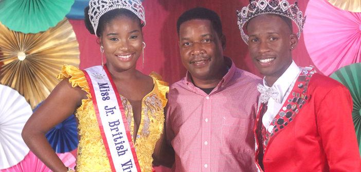 Miss and Mister Jr. BVI Pageant