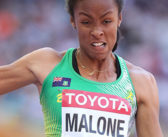 Chantel Malone Seventh in IAAF World Championships Long Jump