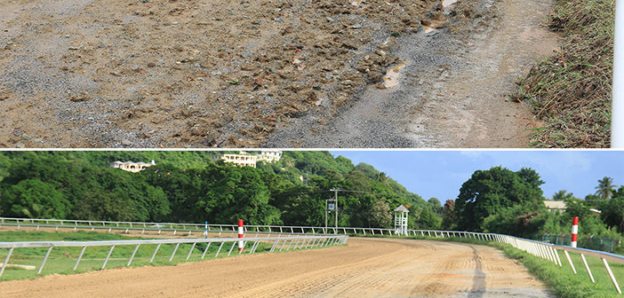 Ellis Thomas Downs Track Damage, Stands: $3 Million To Repair