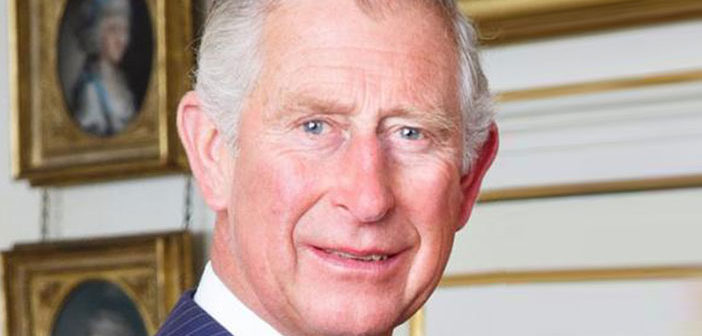 H.R.H. The Prince Of Wales To Visit The BVI On 18 November