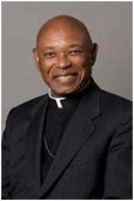 The Rt. Rev. E. Don Taylor, former Episcopal Bishop of the Virgin islands.