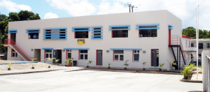 The Stanley W. Nibbs Wing at the VISTS Campus in Baugher's Bay, Tortola