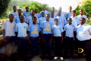 Elmore Stourt High School Boys Jr and Varsity Basketball teams