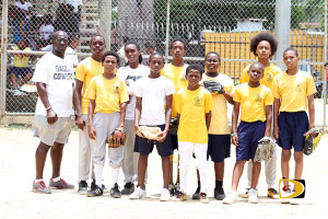 Bregado Flax Educational Center's Softball team emerged unbeaten in the Primary Schools Softball Tournament