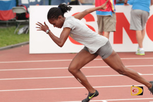 Karene King ran the fastest 200m of the year by a BVI athlete in 23.26 seconds and pulled Ashley Kelly to a personal best of 23.36