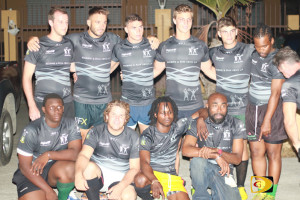 The East End team started the inaugural Rugby 10s league with two victories