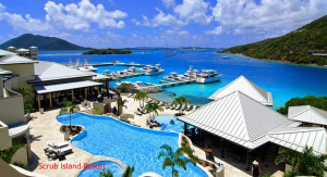 SCRUB ISLAND RESORT BRITISH VIRGIN ISLANDS