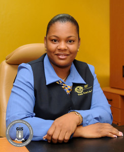 Postmaster General and Conference Coordinator, Ms. Pascha Stoutt