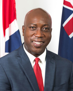 MINISTER FOR EDUCATION & CULTURE – MYRON V. WALWYN