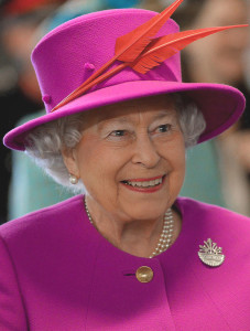 Her Majesty Queen Elizabeth II [Photo credit: Joel Rouse/ Ministry of Defence]