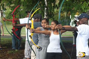 An explosion of interest in Archery has led the BVI Archery Association to train more instructors
