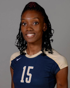 Middle Blocker, Sheronda Pickering