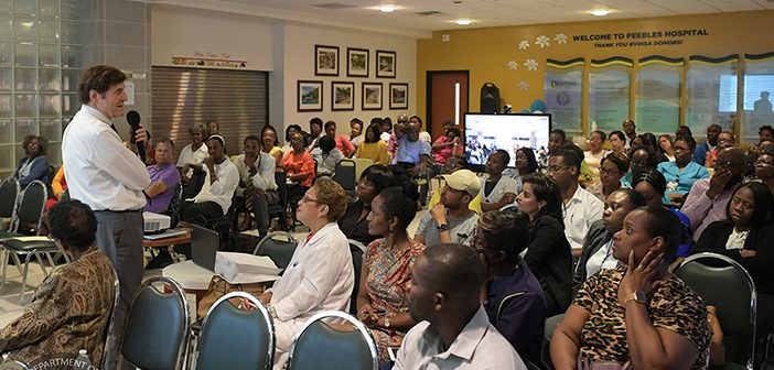Ministry Seeks To Improve Care For Patients With Chronic Diseases