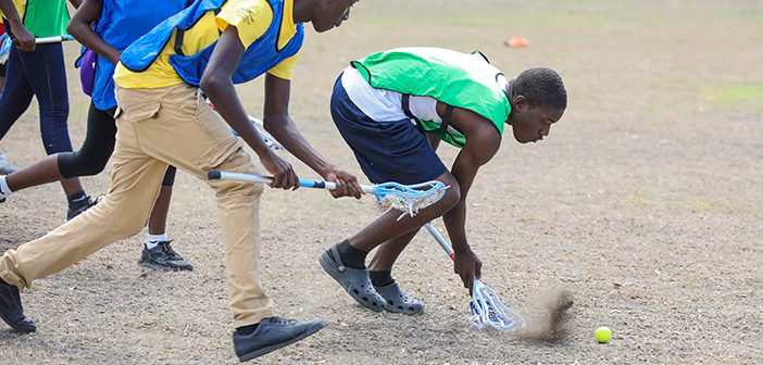 Over 20 In YEP Summer Program Introduced To Lacrosse