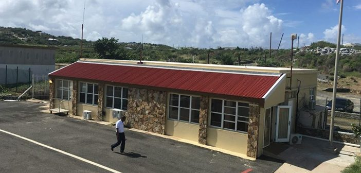 Taddy Bay Airport On, Virgin Gorda Re-Opened