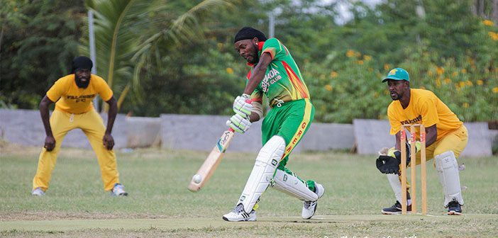 Grenada Flog Falcons Anemic Falcons for nine wickets victory