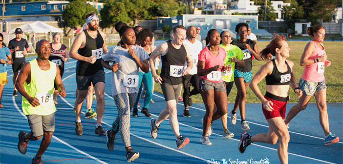 Ricketts, Lindsay Opens Hauteville 5K With Victories