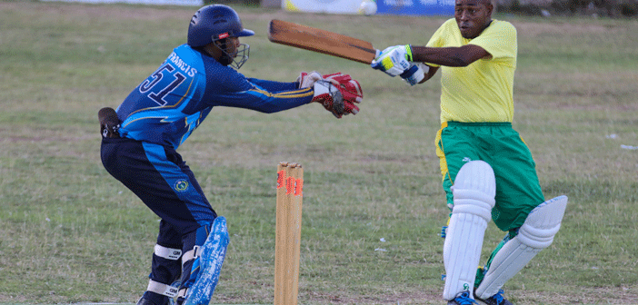 Police Stuns Vincy For Four Runs T20 Victory