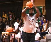 Edwin, Premier Fahie, win King of the Court 3 point crowns