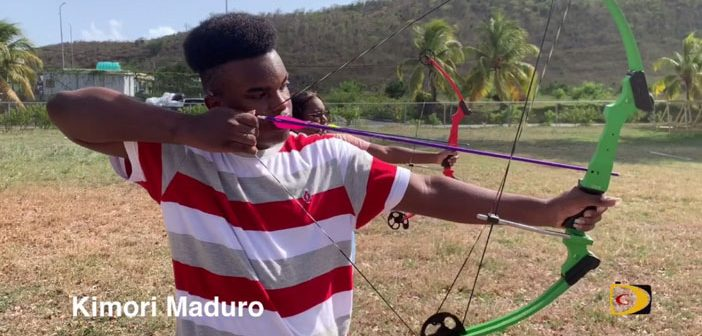 Newbies show their passion for Archery