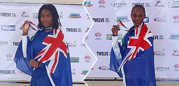 Leading Youth, Jr. females win medals in Costa Rica and Georgia