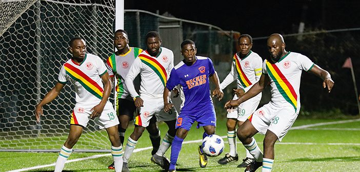Two Second Half Goals Fire Sugar Boys to Super 6 title